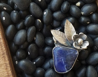 Sodalite Bloom Necklace