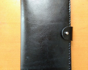 Handcrafted Long Leather Wallet