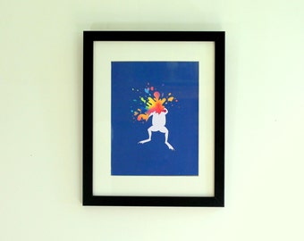 Soul of a Toad Art Print