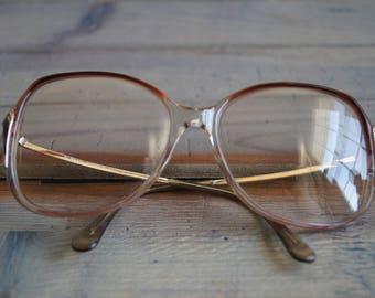 Vintage Eyeglasses Albert Nipon Cascade 1970s Eye Glasses Rare