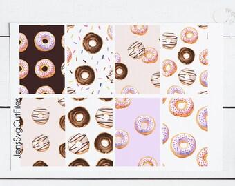 BIG Happy Planner Sticker Sheet, Planner Stickers, Full Box Planner Stickers, Happy Planner Sticker Sheet-P096