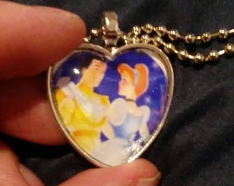 Cinderella at the Ball necklace