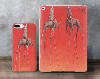 Salvador Dali iPad Case iPad Pro Case iPad Pro 9.7 2017 Case iPad 2018 Case iPad 3 Case The Elephants iPad Mini 3 4 Case iPad 6 Case CHA9001