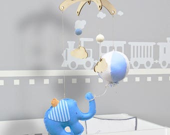 Carousel Nursery Baloon