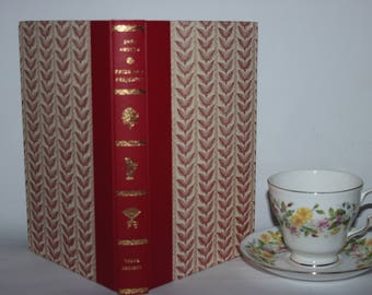 Pride and Prejudice, Jane Austen, Regency England, women writers, literature, Mr Darcy, Folio Society edition