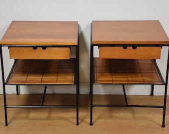 Paul McCobb Planner Group Side Tables - A Pair