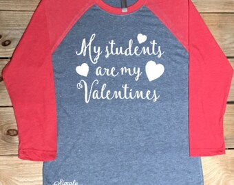 Teacher Valentine, Valentine shirt, Teacher shirt, teacher, teacher gift, gift ideas, teach, baseball shirt, school shirt, team shirt