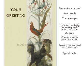 Handmade greeting card, handmade birthday card , hand made card, anniversary card, personalised card , congratulations card