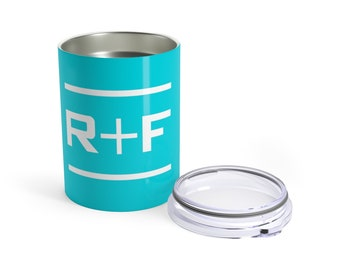 RF Aqua Wine And Drink Tumbler 10Oz