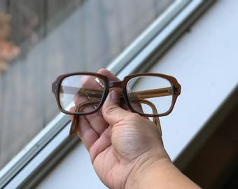 Vintage Standard Issue Army Glasses