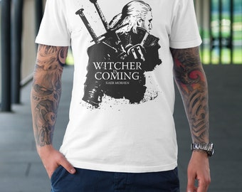 Witcher Is Coming T-Shirt | Unisex - Women |