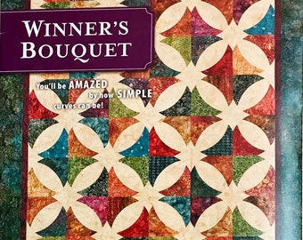 Winner's Bouquet by Adkinson Design includes acrylic templates