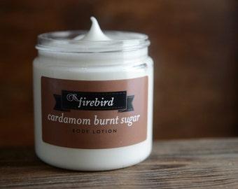 Cardamom Burnt Sugar Body Lotion