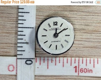10%OFF3DAYSALE Vintage Girard Perregaux Watch Works Untested Not Working Not Returnable Parts Used
