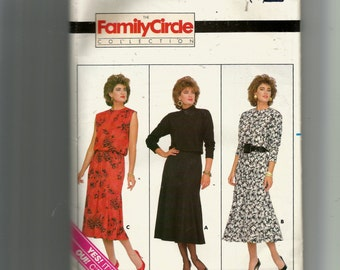 Butterick  Misses' Dress Pattern 4035