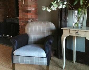 Vintage gentlemans chair