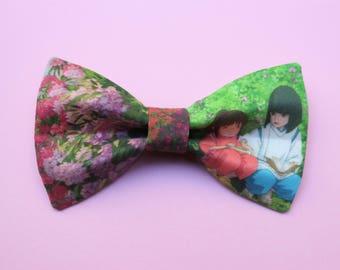 Spirited Away Studio Ghibli Hair Bow or Bow tie