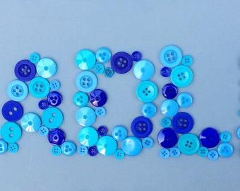 Button Art Hope