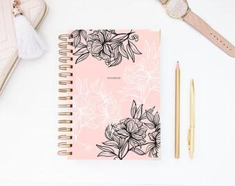 A5 Notebook - Journal - Notebook - Bullet journal - Handmade Journal - Diary - Planner - Sketchbook - Gift for friend