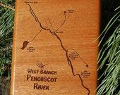 Penobscot River West Bran...