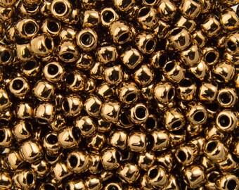 TOHO Seed Bead 11/0 ~ Bronze ~ 8g-24g  (TR-11-221) D-20
