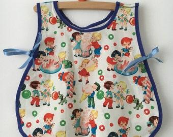 Handmade apron for children