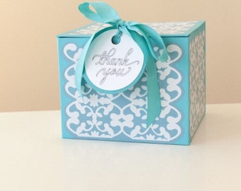 Floral gifts box
