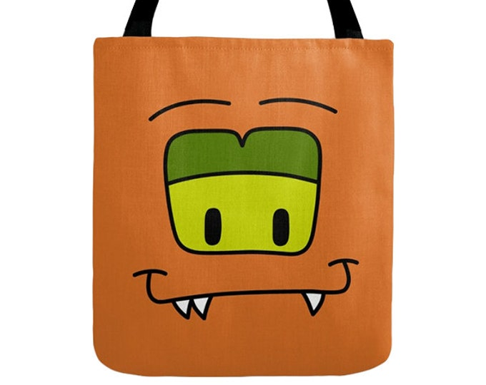 Boo Tote Bag - Monsters