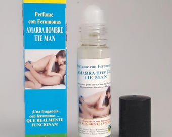 Tie man Perfume pheromones in oil Roll on 1 / 3oz