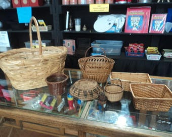 15 Basket Collection- All Sizes!