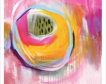 "Art Print - ""Cast My Spell"""