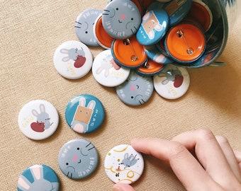 Squeaky Pins