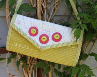 Just Rewards: Coupon Clutch & Rewards Wallet Sewing Pattern