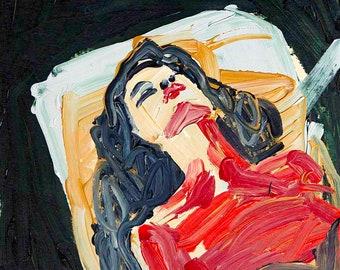 Betty (original painting)