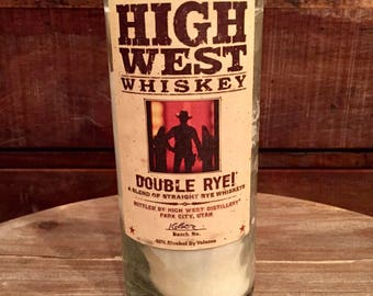 High West Double Rye Whiskey Candle (750ml)