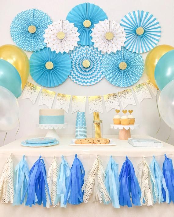 Baby Boy Shower Decorations Birthday Boy Party Decorations