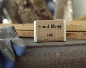 Basic Bar Soap - Good Bloke