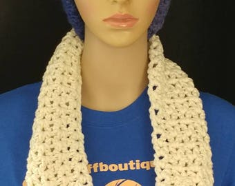 Very V-stitch Cowl, Aran Cowl, Women's Cowl, Women's Scarf, Neck Warmer, Circle Scarf, Crocheted Cowl, Crocheted Scarf, Gift for Ladies.
