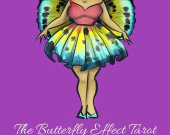 The Butterfly Effect Tarot Digital Guidebook