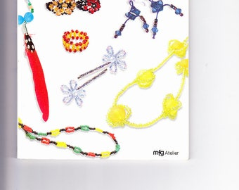 Catalog workshop mfg beaded jewelry