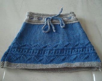 skirt baby 0/3 months