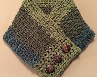 Crochet Neck Warmer