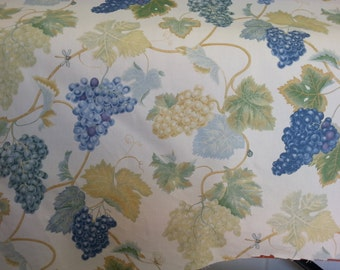 Grape Arbor - P Kaufman Fabric - Concord - Sold by the Yard - Morningstars