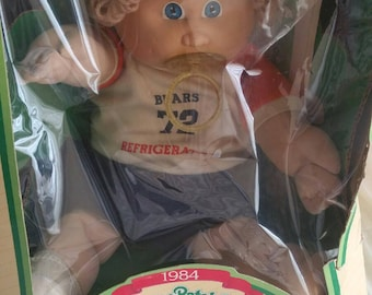 Cabbage patch 1984 mint condition