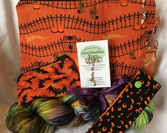 Batto Halloween Sock Kit