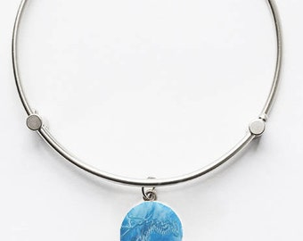 Arctic Blue Bracelet