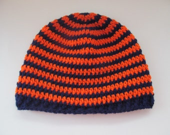 Youth/Adult Sports Colored Beanie