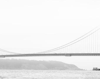 Fog over the Golden Gate