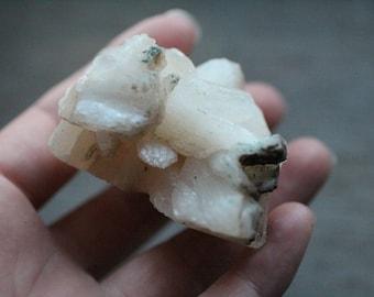Stilbite Large Crystal Cluster #87461