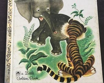 A Little Golden Book: The Saggy Baggy Elephant